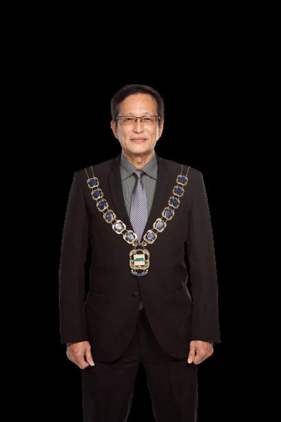 Mr Ong Ah Thye